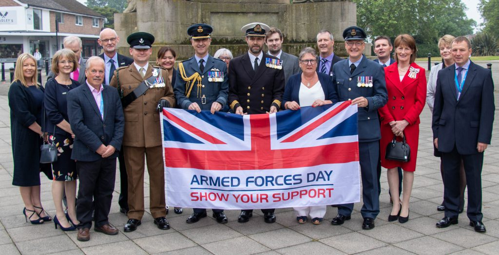 Armed Forces Day - June 2019
