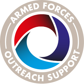 Armed Forces outreach support