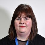 Clare Jervis, social worker