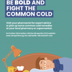 Common cold poster