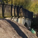 Ercall Mill Bridge, Roden