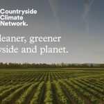 An image of a green field with blue skies as Shropshire Council joins the Countryside Climate Network to help drive the climate change agenda for rural areas.