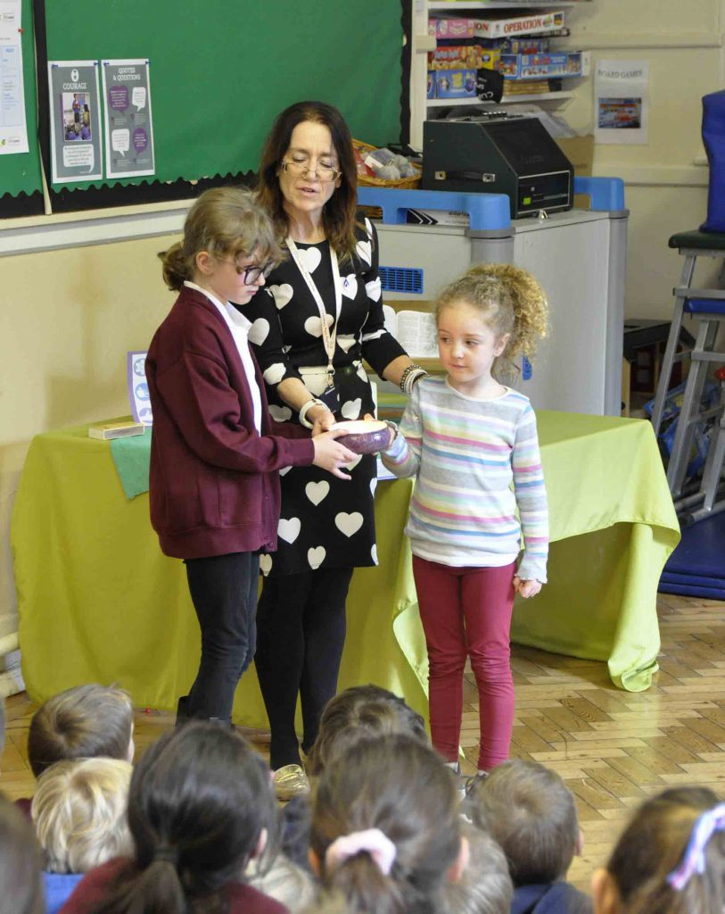 Lydbury North Primary School - Holocaust Memorial Day 2020