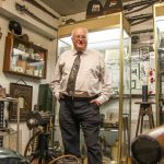Severn Valley to host historian Kenneth Wright
