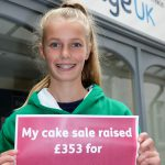 Age UK fundrasier