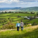An image of two people walking in the Shropshire Countryside. Shropshire's Great Outdoors are asking residents to take part in the annual survey that will help Shropshire Council identify where to prioritise resources.