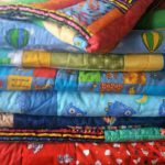 colourful quilts