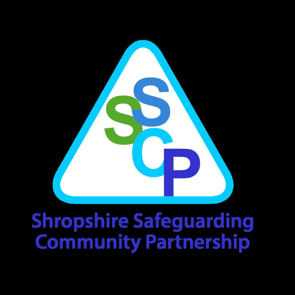 Shropshire Safeguarding Community Partnership logo