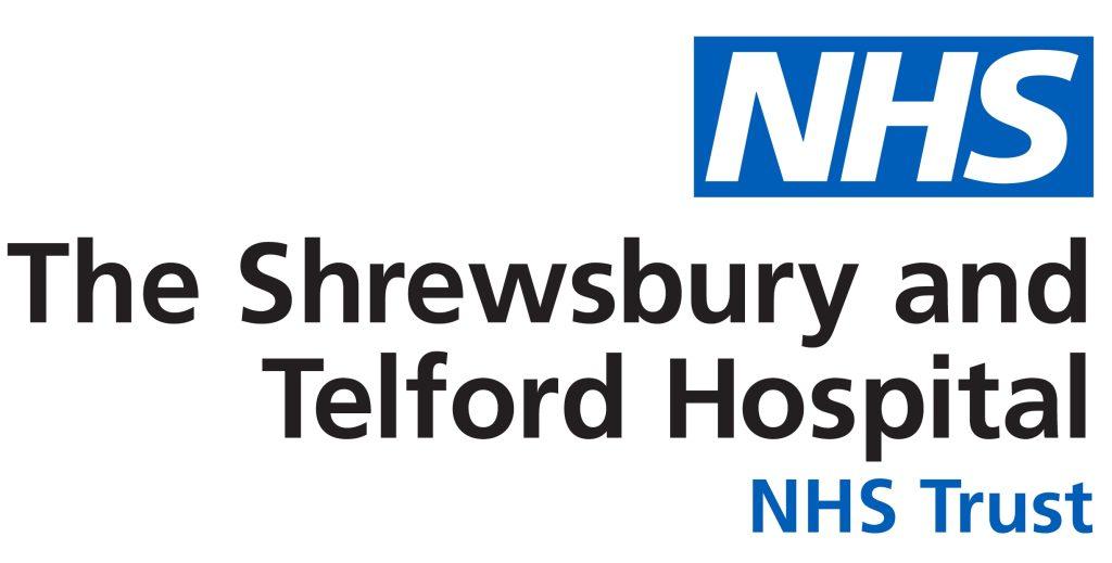 Shrewsbury and Telford Hospital NHS Trust logo