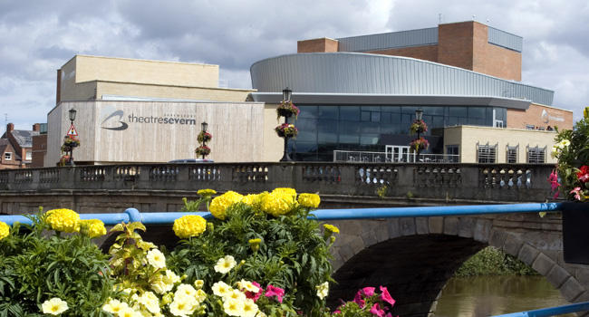 Theatre Severn in Shrewsbury