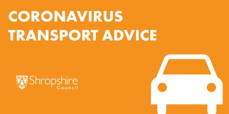 Coronavirus: transport advice
