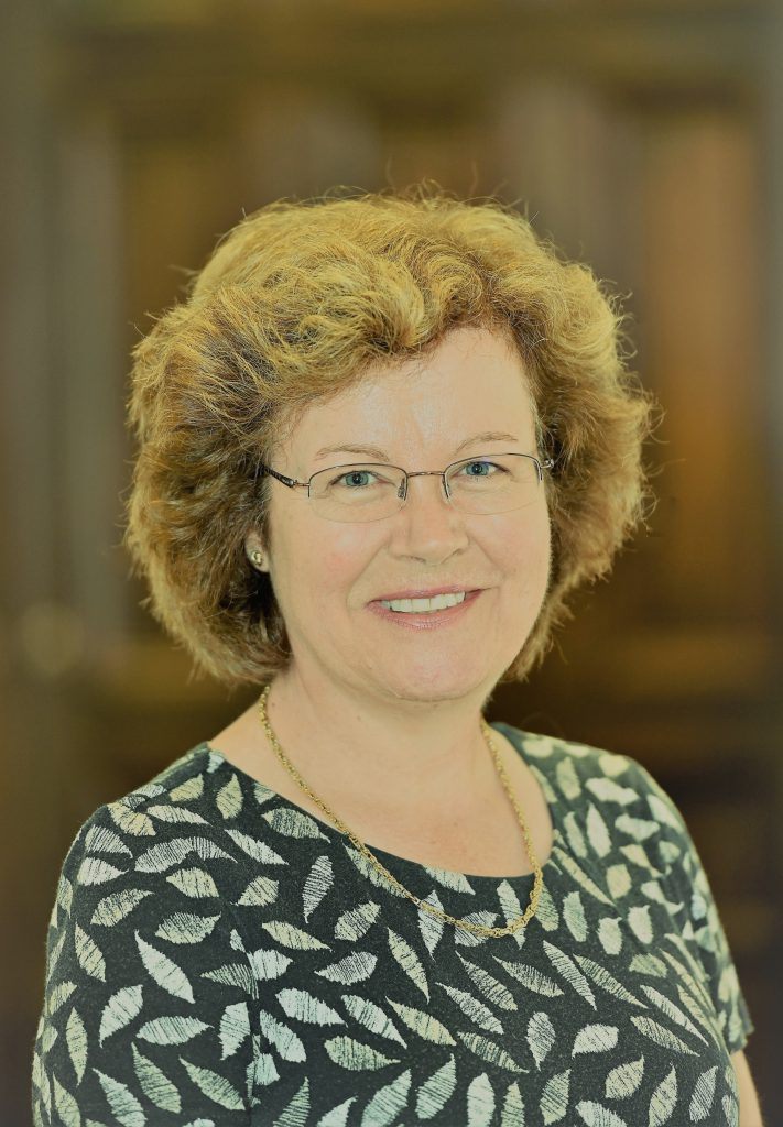 VC Eunice Simmons, University of Chester