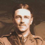 An image of Wilfred Owen in his military uniform. Boys in Shropshire taking part in the 'In the hands of boys' project are exploring Wilfred Owen's poems.