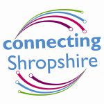 Connecting Shropshire logo