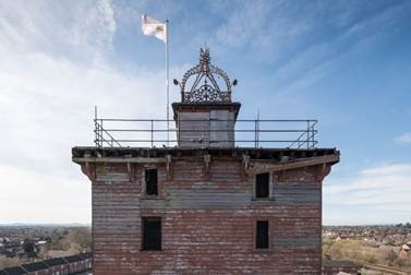 Jubilee Coronet at the Flaxmill - copyright: Historic England.