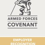 Armed Forces Covenant Gold Award logo