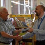 Market Drayton Library selling new greetings cards