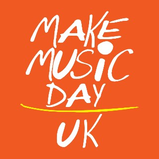 Make Music Day UK logo