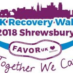 UK Recovery Walk logo