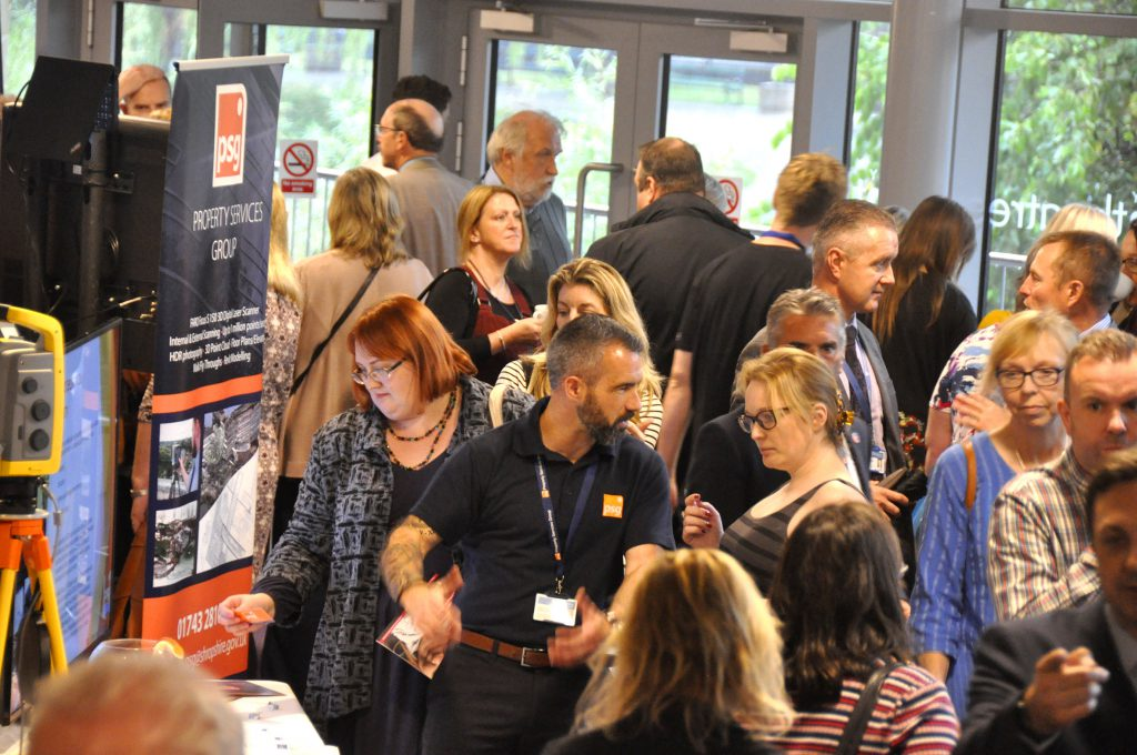 A buzz at Tech Severn 2019