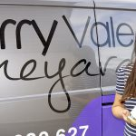 Kerry Vale Vineyard - a successful local Shropshire businessess