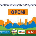 Warmer Homes Shropshire Programme