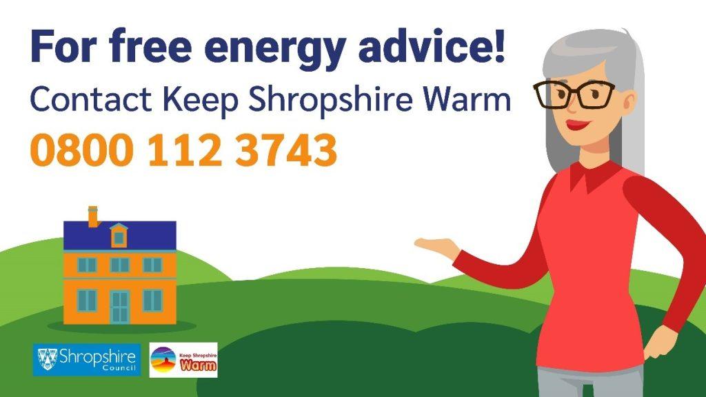Keep Shropshire Warm