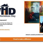 graphic re World Homeless Day 2020